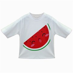 Watermelon Red Network Fruit Juicy Infant/toddler T Shirts