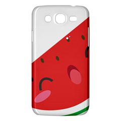 Watermelon Red Network Fruit Juicy Samsung Galaxy Mega 5 8 I9152 Hardshell Case  by BangZart
