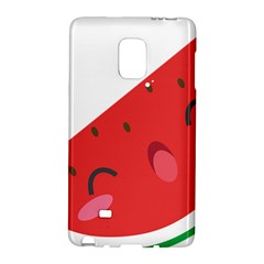 Watermelon Red Network Fruit Juicy Galaxy Note Edge
