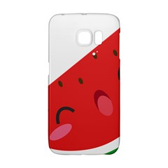 Watermelon Red Network Fruit Juicy Galaxy S6 Edge