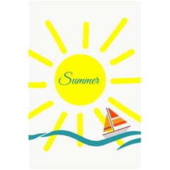 Summer Beach Holiday Holidays Sun 5 5  X 8 5  Notebooks