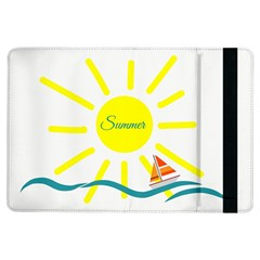 Summer Beach Holiday Holidays Sun Ipad Air Flip