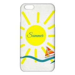 Summer Beach Holiday Holidays Sun Iphone 6 Plus/6s Plus Tpu Case