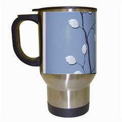 Branch Leaves Branches Plant Travel Mugs (white)