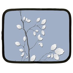 Branch Leaves Branches Plant Netbook Case (xl)  by BangZart