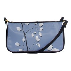 Branch Leaves Branches Plant Shoulder Clutch Bags
