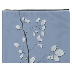 Branch Leaves Branches Plant Cosmetic Bag (xxxl)  by BangZart