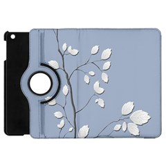 Branch Leaves Branches Plant Apple Ipad Mini Flip 360 Case