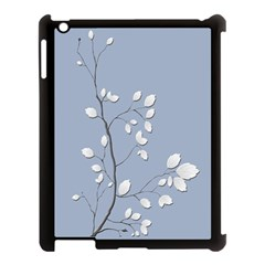 Branch Leaves Branches Plant Apple Ipad 3/4 Case (black)