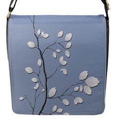 Branch Leaves Branches Plant Flap Messenger Bag (s)