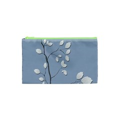 Branch Leaves Branches Plant Cosmetic Bag (xs)