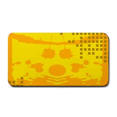 Texture Yellow Abstract Background Medium Bar Mats