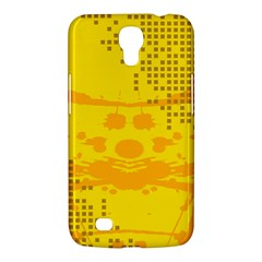 Texture Yellow Abstract Background Samsung Galaxy Mega 6 3  I9200 Hardshell Case