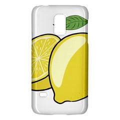 Lemon Fruit Green Yellow Citrus Galaxy S5 Mini