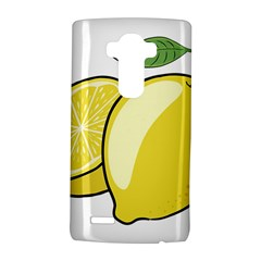Lemon Fruit Green Yellow Citrus Lg G4 Hardshell Case