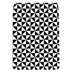 Triangle Pattern Simple Triangular Flap Covers (s)