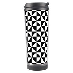 Triangle Pattern Simple Triangular Travel Tumbler