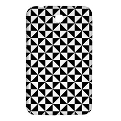 Triangle Pattern Simple Triangular Samsung Galaxy Tab 3 (7 ) P3200 Hardshell Case  by BangZart