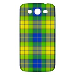 Spring Plaid Yellow Blue And Green Samsung Galaxy Mega 5 8 I9152 Hardshell Case