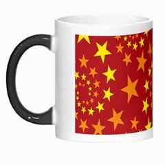 Star Stars Pattern Design Morph Mugs by BangZart