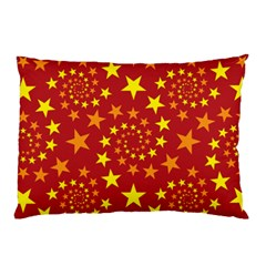 Star Stars Pattern Design Pillow Case by BangZart