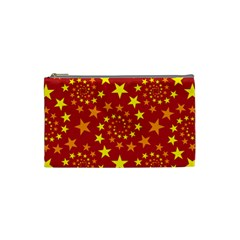 Star Stars Pattern Design Cosmetic Bag (small)