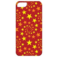 Star Stars Pattern Design Apple Iphone 5 Classic Hardshell Case by BangZart