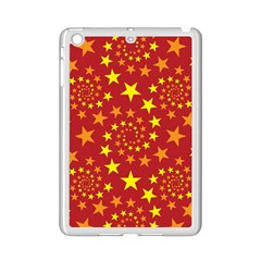 Star Stars Pattern Design Ipad Mini 2 Enamel Coated Cases