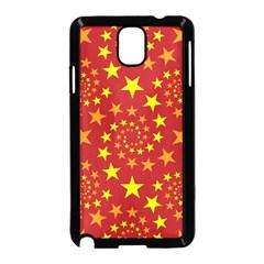 Star Stars Pattern Design Samsung Galaxy Note 3 Neo Hardshell Case (black)