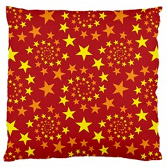 Star Stars Pattern Design Standard Flano Cushion Case (one Side) by BangZart