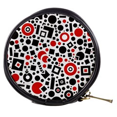 Square Objects Future Modern Mini Makeup Bags by BangZart