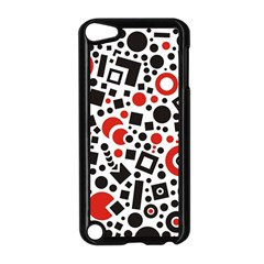Square Objects Future Modern Apple Ipod Touch 5 Case (black) by BangZart