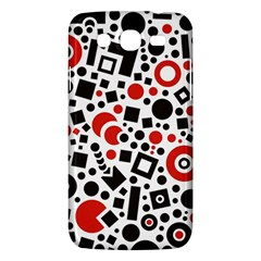 Square Objects Future Modern Samsung Galaxy Mega 5 8 I9152 Hardshell Case