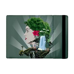 Digital Nature Beauty Apple Ipad Mini Flip Case