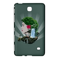 Digital Nature Beauty Samsung Galaxy Tab 4 (8 ) Hardshell Case