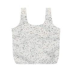 Pattern Star Pattern Star Full Print Recycle Bags (m)