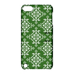 St Patrick S Day Damask Vintage Apple Ipod Touch 5 Hardshell Case With Stand by BangZart
