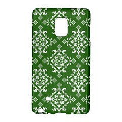 St Patrick S Day Damask Vintage Galaxy Note Edge