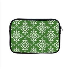 St Patrick S Day Damask Vintage Apple Macbook Pro 15  Zipper Case