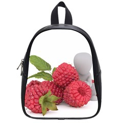Fruit Healthy Vitamin Vegan School Bag (small)