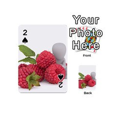 Fruit Healthy Vitamin Vegan Playing Cards 54 (mini)  by BangZart