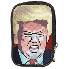 Donald Trump Pop Art President Usa Compact Camera Cases by BangZart