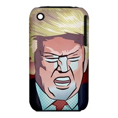 Donald Trump Pop Art President Usa Iphone 3s/3gs