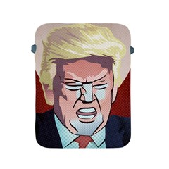 Donald Trump Pop Art President Usa Apple Ipad 2/3/4 Protective Soft Cases