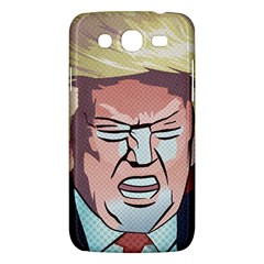 Donald Trump Pop Art President Usa Samsung Galaxy Mega 5 8 I9152 Hardshell Case  by BangZart