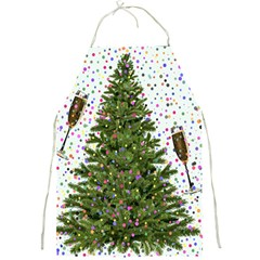 New Year S Eve New Year S Day Full Print Aprons