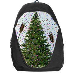 New Year S Eve New Year S Day Backpack Bag by BangZart