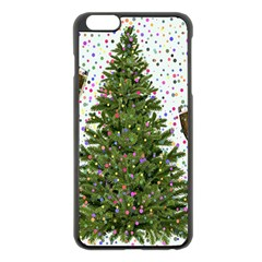 New Year S Eve New Year S Day Apple Iphone 6 Plus/6s Plus Black Enamel Case by BangZart