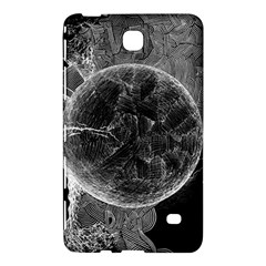 Space Universe Earth Rocket Samsung Galaxy Tab 4 (8 ) Hardshell Case