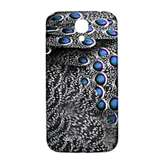 Feather Bird Bird Feather Nature Samsung Galaxy S4 I9500/i9505  Hardshell Back Case